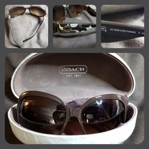 Coach Eyewear, Brown